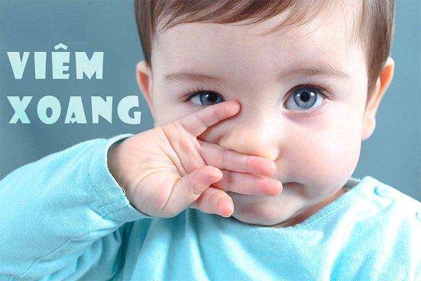 Nguyên nhân và cách chữa trị viên mũi xoang trẻ em hiệu quả nhất