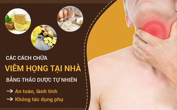5 mẹo chữa viêm họng hạt mãn tính tại nhà an toàn và hiệu quả